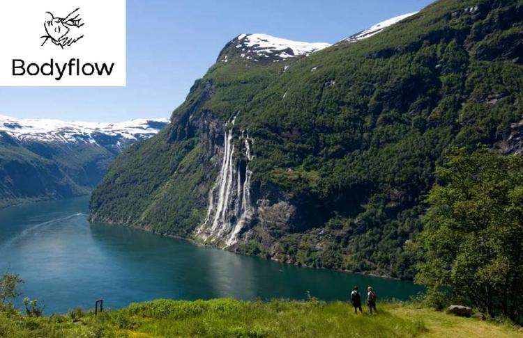 skiles en wintersport noorwegen
