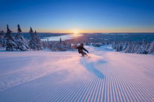 Skiën in Scandinavië