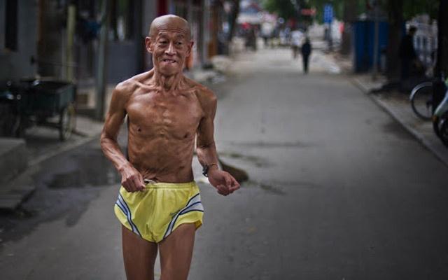 bejaarden fit