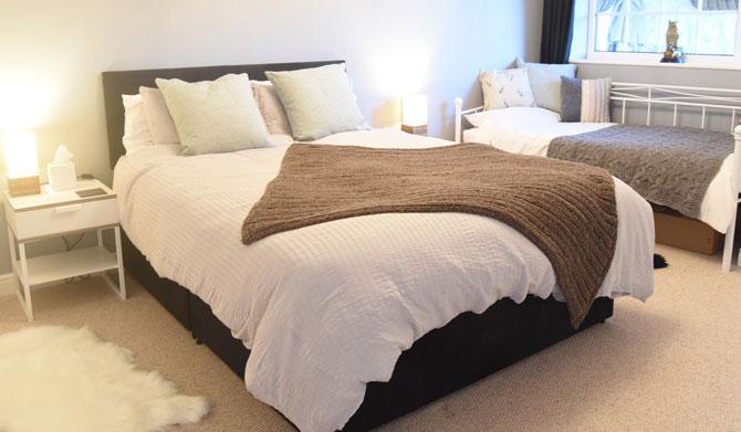 Dekbed voor een goede slaap