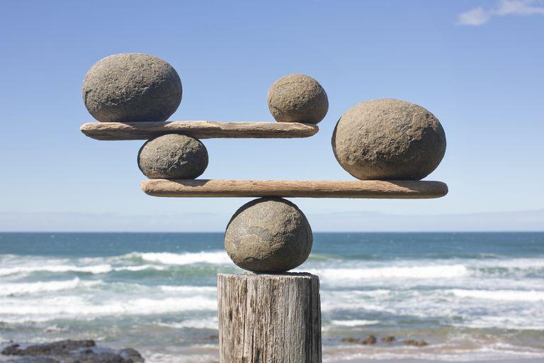 Gezond blijven is een kwestie van balans houden