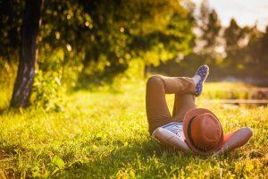 Ontspanning is belangrijk als je gezond wilt blijven